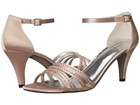 David Tate Terra Champagne Women's Dress Sandals Gold