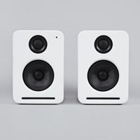 Nocs Ns2 V2 Air Monitors With Airplay White