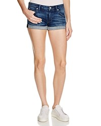 Hudson Hampton Cuffed Shorts In Aspire