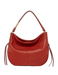 Foley Corinna Kate Hobo Bag Rust