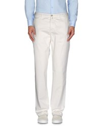 Icon Trousers Casual Trousers Men White