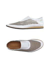 Marc Jacobs Footwear Moccasins Men White