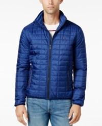 Tommy Hilfiger Platinum Insulator Quilted Jacket Kings Blue
