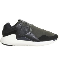 Adidas Y3 Y3 Boost Qr Trainers Cargo Black White