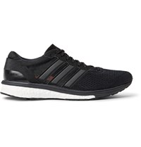 Adidas Sport Adizero Boston 6 Mesh Running Sneakers Black