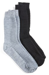 Wigwam Women's Merino Wool Blend Crew Socks