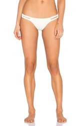 Vitamin A Neutra Hipster Bikini Bottom Cream