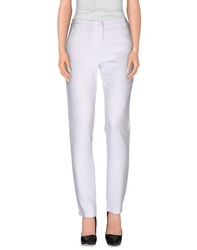 Iceberg Trousers Casual Trousers Women White