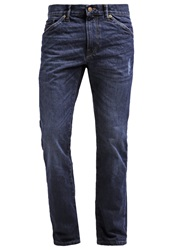 Esprit Straight Leg Jeans Dark Blue
