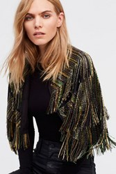 Free People Womens Midnight Special Embelish