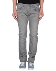 Christian Dior Dior Homme Denim Pants Grey