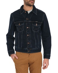 Wrangler Dark Denim Jacket