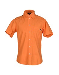 Dandg Shirts Shirts Men Orange