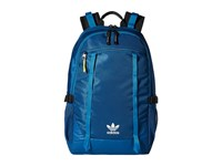 Adidas Originals Create Backpack Tech Steel Prime Camo Grey Unity Blue Solar Yellow Backpack Bags
