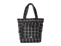 Ogio Hamptons Tote Windowpane Tote Handbags Multi