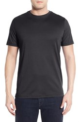 Robert Barakett Men's 'Georgia' Crewneck T Shirt Black