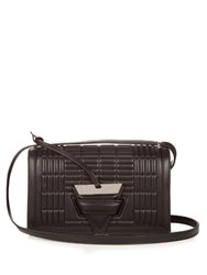 Loewe Barcelona Quilted Leather Bag Black