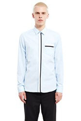 Kenzo Ribbon Shirt Ice Blue