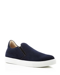 Mr. Hare Llewelyn Slip On Sneakers Navy