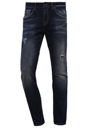 Ltb Joshua Slim Fit Jeans Marlin Wash Dark Blue