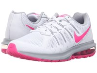 Nike Air Max Dynasty White Pink Blast Wolf Grey Women's Running Shoes