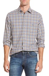 Men's Rodd And Gunn 'Cellars' Trim Fit Gingham Sport Shirt