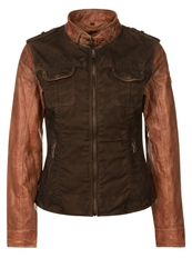 Gipsy Petty Light Jacket Brown