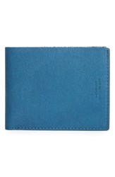 Saturdays Surf Nyc Men's Saturdays Nyc Leather Bifold Wallet