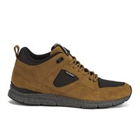 Gourmet Men's 35 Lite Wr Trainers Alpaca Black Brown