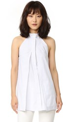 Dion Lee Sleeveless Shirt Stripe