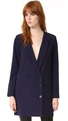 Rodebjer Vira Blazer Midnight Blue