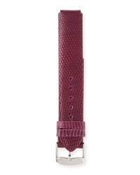 Philip Stein Teslar 18Mm Lizard Watch Strap No Color