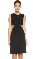 Kaufman Franco Sleeveless Dress Onyx