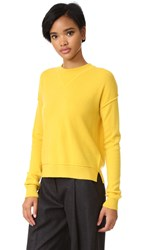Rebecca Minkoff Adelle Cashmere Sweater Gold Rush