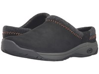 Chaco Zealander Black Men's Slip On Shoes