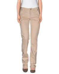 Pinko Sunday Morning Trousers Casual Trousers Women Beige