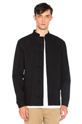10.Deep Bonzai Workshirt Black