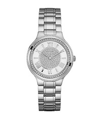Guess Madison Analog Movement Stainless Steel Watch Silver