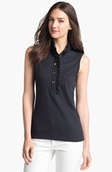 Tory Burch Women's 'Lidia' Sleeveless Polo