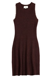 3.1 Phillip Lim Knit Dress With Wool Red