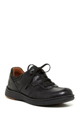 Dunham Revcoast Lace Up Shoe Black