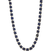 Nak Armstrong Square Link Necklace