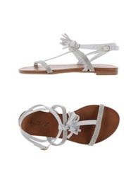 Inuovo Sandals White