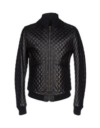Dolce And Gabbana Jackets Black