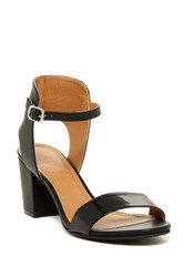 14Th And Union Trista Open Toe Sandal Wide Width Available Black