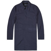 Paul Smith Trench Coat Navy