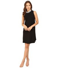 Rsvp Kasey Shift Dress Black Women's Dress