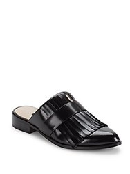 French Connection Lorissa Point Toe Slip On Flats Black