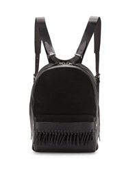Bianca Mini Fringe Backpack Black 3.1 Phillip Lim