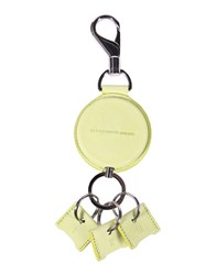 Alexander Wang Key Rings Acid Green